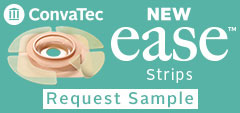 ConvaTec - EASE Strips