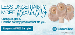 ConvaTec - Less Uncertainty More Flexibility