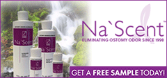 Na`Scent Ostomy Odor Eliminator