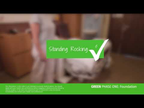 Green Phase One: Standing Rocking